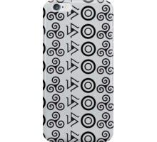Pack Symbols iPhone Case/Skin