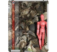 take it for red iPad Case/Skin