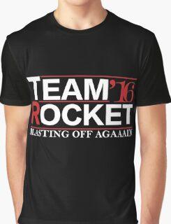 Team Rocket '16 Graphic T-Shirt
