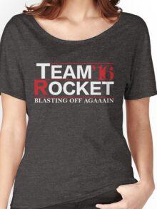 Team Rocket '16 Women's Relaxed Fit T-Shirt