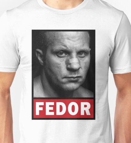 Fedor Emelianenko Unisex T-Shirt