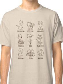 Art History Classic T-Shirt