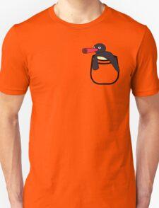 Pingu Pocket Unisex T-Shirt