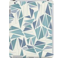 Paper AIrplane 53 iPad Case/Skin