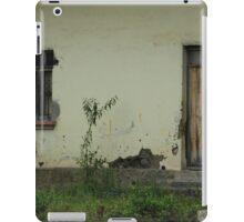 Window and Door in a Building iPad Case/Skin