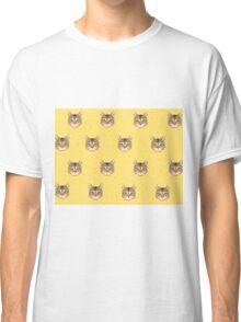 Cat Vector Classic T-Shirt