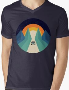 Wonderful Trip Mens V-Neck T-Shirt