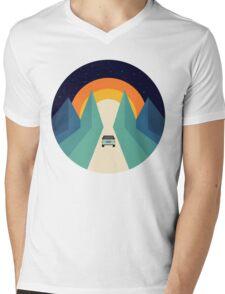 Wonderful Trip Mens V-Neck T-Shirt