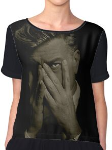 David Lynch Chiffon Top