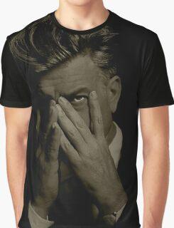 David Lynch Graphic T-Shirt