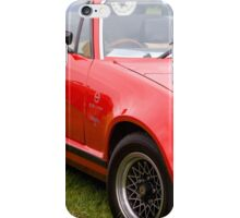 Triumph TR7 3.5 V8 Grinnall  iPhone Case/Skin