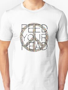 Feed Your Head Hippie LSD Peace Freedom Party Music T-Shirt