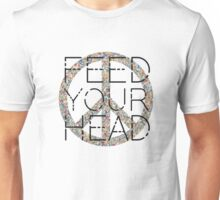 Feed Your Head Hippie LSD Peace Freedom Party Music Unisex T-Shirt