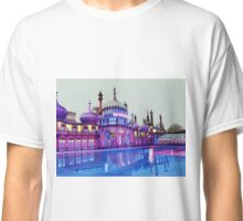 Pavilion Pink and Ice Rink Classic T-Shirt