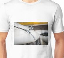 Auburn Logo & Hood Ornament (Flying Lady) Unisex T-Shirt