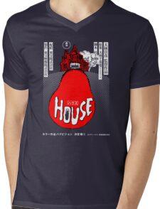 House Poster Tee (1977 Japanese film) Mens V-Neck T-Shirt