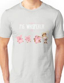 Pig Whisperer Unisex T-Shirt
