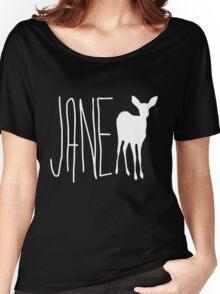 Life is strange Jane Doe Women's Relaxed Fit T-Shirt