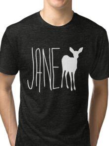 Life is strange Jane Doe Tri-blend T-Shirt