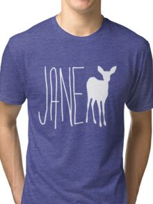 Life is strange Jane Doe Tri-blend T-Shirt