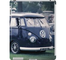 VW camper van iPad Case/Skin