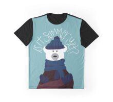 Polar Bear by Darah King Graphic T-Shirt