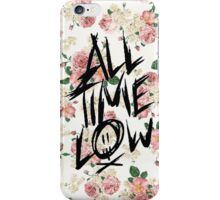 Floral ATL #2 iPhone Case/Skin