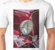 Auburn Headlamp Unisex T-Shirt