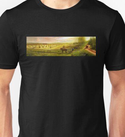 Farm - Finland - Field of hope 1899 Unisex T-Shirt