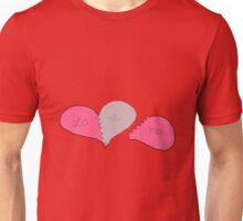 Lost love love lost Unisex T-Shirt