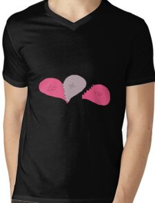 Lost love love lost Mens V-Neck T-Shirt