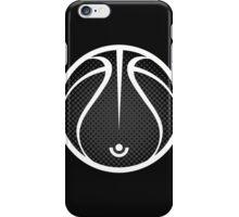 Vector Basketball Halftone iPhone Case/Skin