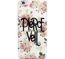 Floral PTV iPhone Case/Skin