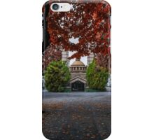A Monumental Autumn in Milan  iPhone Case/Skin