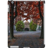 A Monumental Autumn in Milan  iPad Case/Skin