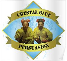 Crystal Blue Persuasion- Breaking Bad Poster