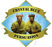 Crystal Blue Persuasion- Breaking Bad Photographic Print