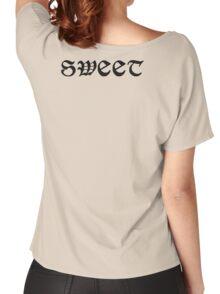 Dude, Sweet – Where's My Car Tattoo Shirt 2 Women's Relaxed Fit T-Shirt