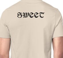 Dude, Sweet – Where's My Car Tattoo Shirt 2 Unisex T-Shirt