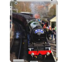 The Flying Scotsman Steam Train iPad Case/Skin
