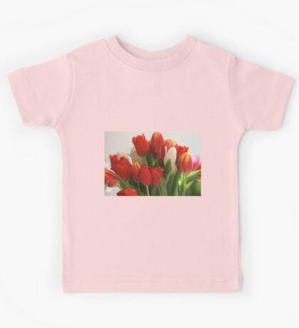 A Bouquet of Love Kids Tee