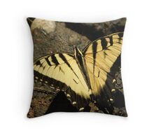 Butterfly the Vamp Slayer Throw Pillow