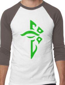 Ingress Enlightened Men's Baseball ¾ T-Shirt