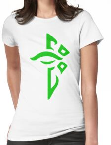 Ingress Enlightened Womens Fitted T-Shirt