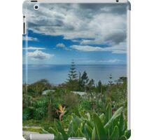 Madiera the beautiful Island iPad Case/Skin