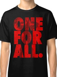 All Might - One for all Classic T-Shirt