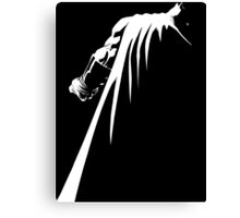 Dark Knight Canvas Print