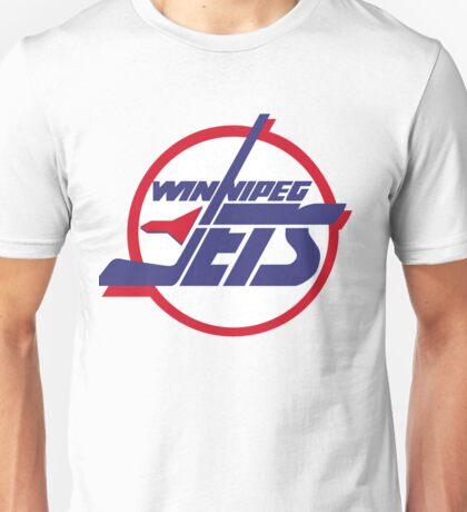 Winnipeg jets Unisex T-Shirt