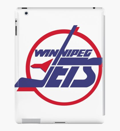Winnipeg jets iPad Case/Skin