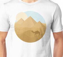 Dromedary Deity Unisex T-Shirt